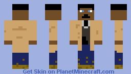 Adam Francis (DBD) Minecraft Skin