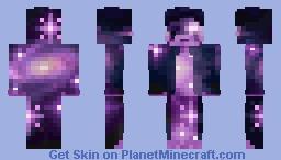 Celestial Observer Minecraft Skin