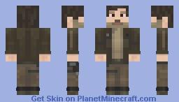 Cassian Andor (Star Wars Skin Contest)