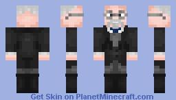 Haryk Masařík Masařka (TGM / MASARYK) Minecraft Skin
