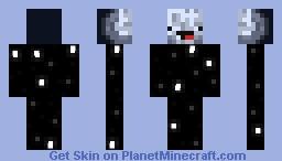 Moon Derp Minecraft Skin