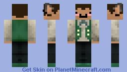 Shadow Apples Minecraft Skin