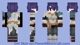 just editing some random skins Minecraft Skin