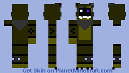 withered speedy the Jolteon Minecraft Skin