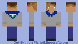 Atte Partioscout Minecraft Skin