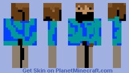 Why do we have to whear masks??? Minecraft Skin