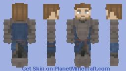 [LOTC][COMMISION]Ser Theon Armor Minecraft Skin