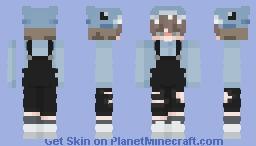 1_13 Revamp Shark Minecraft Skin