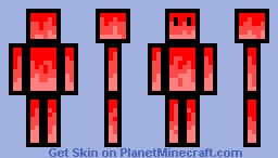 This Sure could be a Youtube skin Minecraft Skin