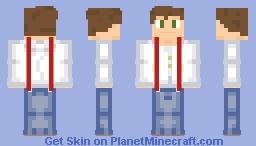 Jesse (MCSM) Minecraft Skin