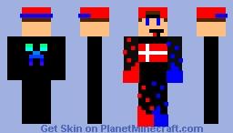 I Don't no Minecraft Skin