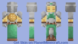 Entry for The Great War: Skin Contest Minecraft Skin