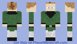 Gaderois Godroc Minecraft Skin