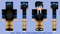 Latenci (Revamp) Minecraft Skin
