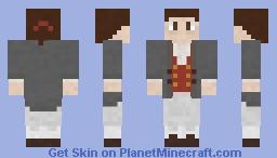 Victor Frankenstein, the worst scientist Minecraft Skin