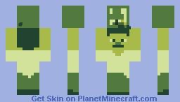 Gameboy steve holding gameboy tv Minecraft Skin
