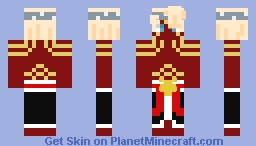 Ricarro son of Set (OoO S2 Itsritchiew) Minecraft Skin