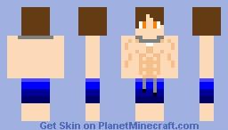Beach Boi Minecraft Skin
