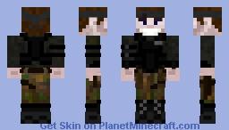 R_Ryan - Action Hero Minecraft Skin