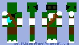 goblin resistance Minecraft Skin
