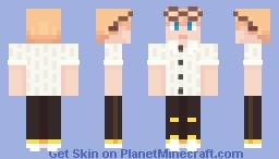 New Failboat Minecraft skin (buy his plush guys) Minecraft Skin