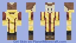 Medieval Middle Ages Balding Nobleman Minecraft Skin
