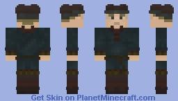 Anglo-Saxon Farmer 2 Minecraft Skin