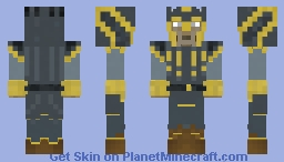 Zygerrian Royale Guard Minecraft Skin