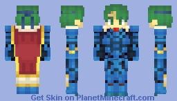 Brave Alm FE Heroes Minecraft Skin