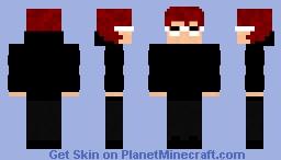 redhead boi Minecraft Skin