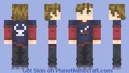 Hollow Knight T-shirt Minecraft Skin