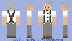 Henry Stein. Minecraft Skin