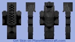 Necromonger soldier Minecraft Skin