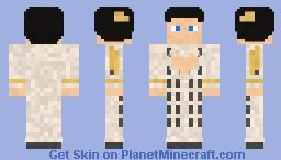 Bruno Bucciarati Minecraft Skin