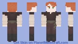Male Armusian | LF | 𝔻𝕃 Minecraft Skin