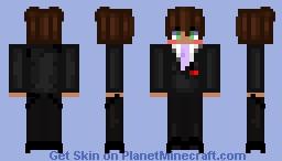 The Groom Minecraft Skin