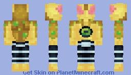 Eyeguy | Ben 10 Minecraft Skin