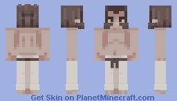 CHUCK Minecraft Skin