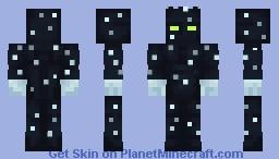 Alien X   Ben 10 Minecraft Skin
