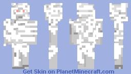 Mummy-Aztecs and Egyptians contest entry Minecraft Skin