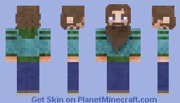 2020 Andrew Minecraft Skin