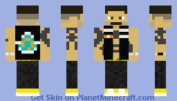 HOA Speedy Minecraft Skin