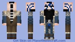 [FRP] Dwarven Warlord Minecraft Skin