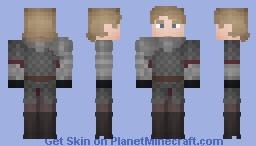 Prince Arthur {Merlin} Minecraft Skin