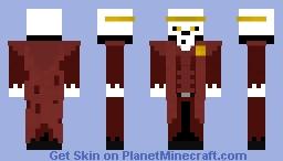 Citadel Advisor Minecraft Skin