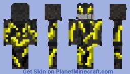 Deraken Minecraft Skin