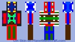 Your worst nightmare Minecraft Skin