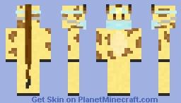 giraffe dentist Minecraft Skin