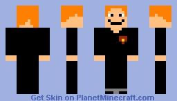 Ron Weasley Minecraft Skin