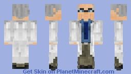 Lab Scientist 🔬 Minecraft Skin